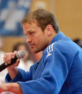 Ruben Houkes, oprichter Schooljudo en wereldkampioen