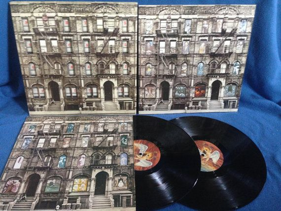 1000 Ideas About Led Zeppelin Physical Graffiti On