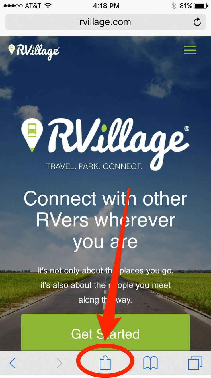 RVillage Is A Very Simple And Free Tool For RV To Connect With Each Other