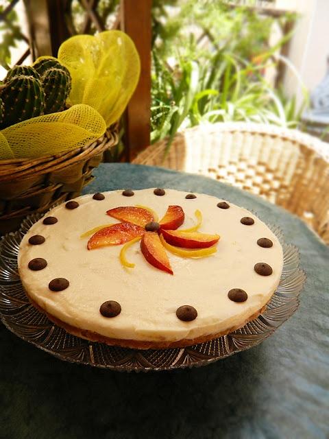 CHEESE CAKE SENZA GLUTINE AL LIMONE