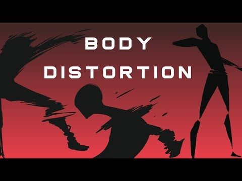 Advanced Flash Animation Tutorial | Distorting The Body In Action - YouTube