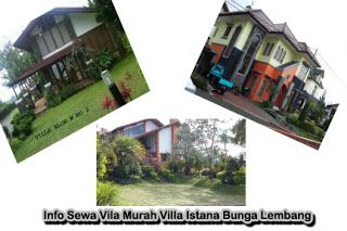 Penyewaan Villa Lembang