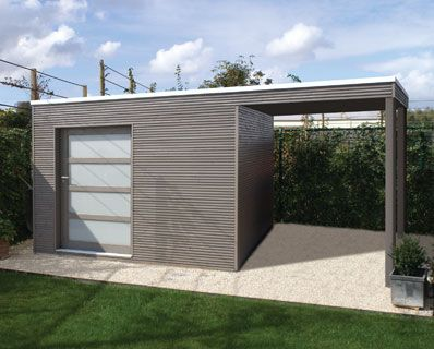 17 meilleures images propos de maison bois extansion for Pavillon de jardin moderne