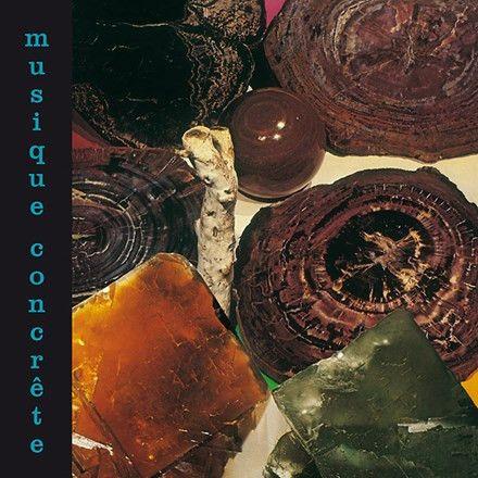 Musique Concrete - Various Artists Limited Edition 180g Vinyl LP October 14 2016 Pre-order