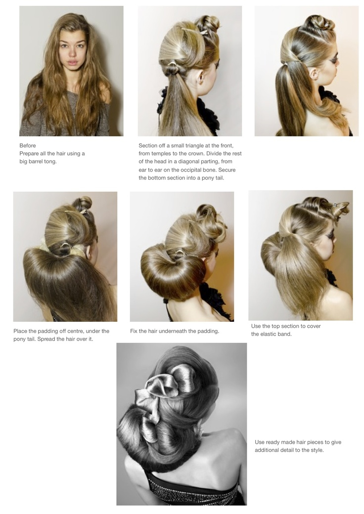 The Flower   Hair by Anne Veck