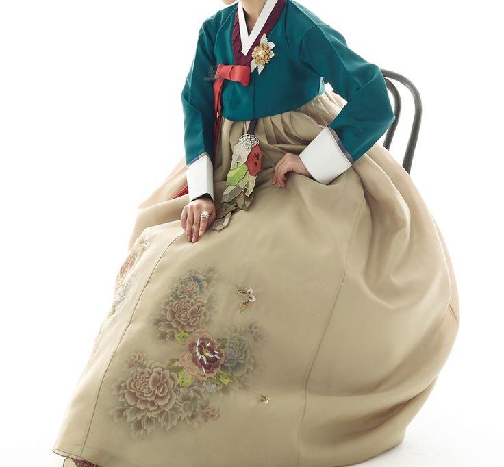 Sonjjang ds867 women hanbok
