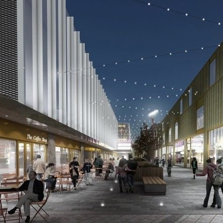 Redevelopment looks to transform market town