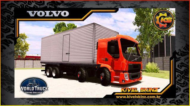 Skins Volvo Vm Bau Qualificado Romeu E Julieta Volvo Truck