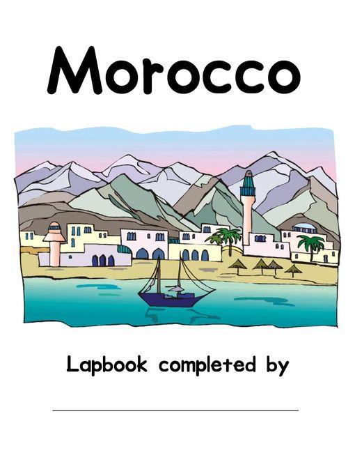 Morocco Lapbook FREE