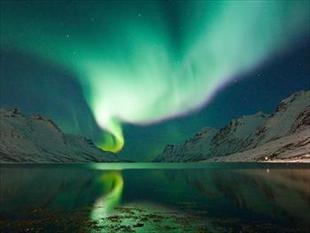 Ersfjorden, near Tromsø