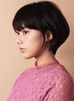 ☆絶対オススメ☆大人の愛されショートボブ|髪型・ヘアスタイル・ヘアカタログ|ビューティーナビ