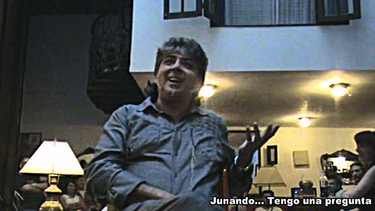 """""""JULIO BALMACEDA TENGO UNA PREGUNTA PARA VOS"""" por Pepa Palazon  1/3"""