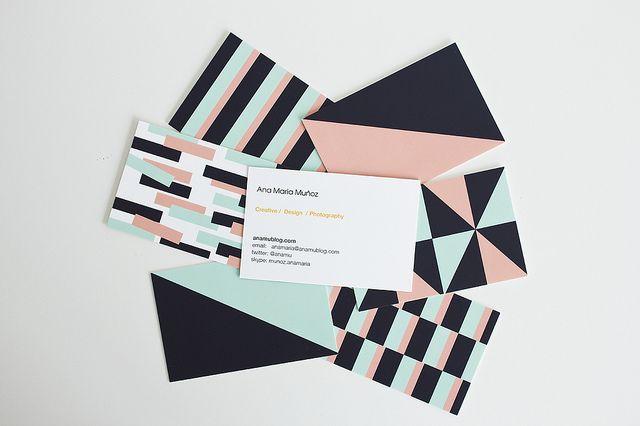 Ana Maria Munoz // visit cards