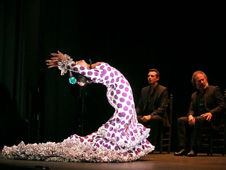 María Moreno - Jueves Flamencos Cajasol