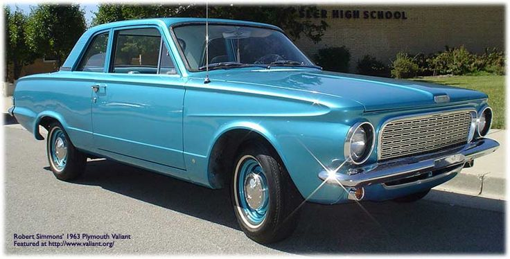 My first car was a Plymouth Valiant with push buttons and an 8 track.  Haahaa!