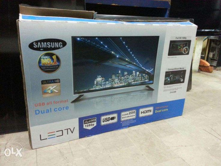 Good-Looking PureHD Samsung 32''Brand New Led Tv's. - Karachi - TV - Video - Audio