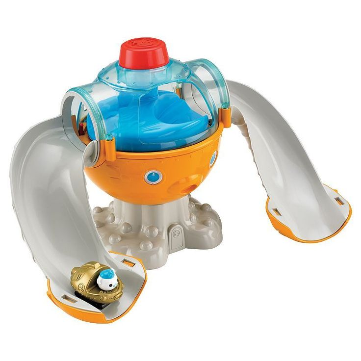 Octonauts Gup Speeders Octopod Launcher by Fisher-Price, Multicolor