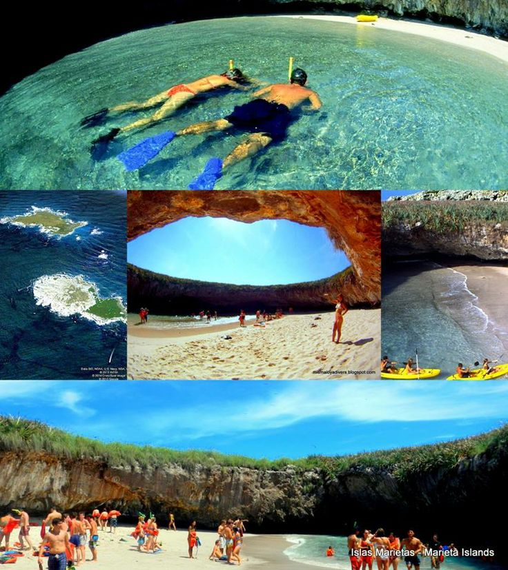 The Marieta Islands, are without a doubt one of the activities you should put on your shortlist of tours to enjoy during your stay in Puerto Vallarta or elsewhere in the Bay area.Read more: http://www.puertovallarta.net/what_to_do/marieta-islands.php  Una visita a las Islas Marietas es sin duda casi obligatorio si vienes a visitar Puerto Vallarta o Riviera Nayarit. http://www.puertovallarta.net/espanol/que-hacer/islas-marietas.php  #islasmarietas #marietaislands #nayarit #jalisco #vallarta…