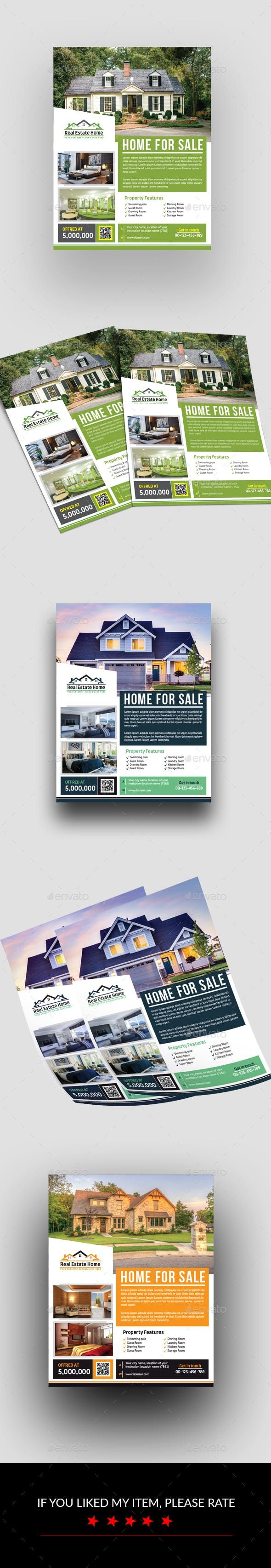 Real Estate Flyer – Commerce Flyers