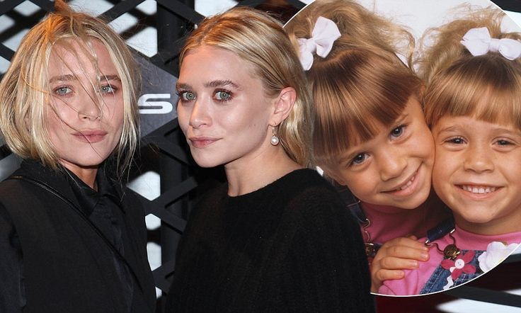 Olsen Twins on founding Dualstar at age of just six