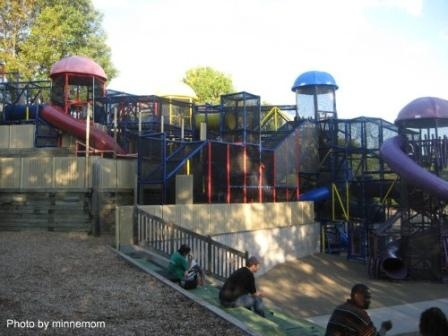 fun playgrounds in mn