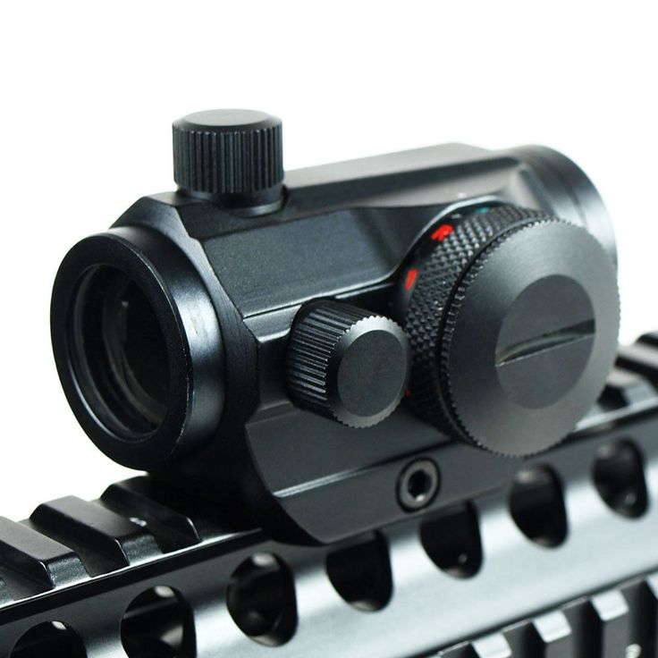 Hunting Rifle Red Dot Scope Tactical Holographic Red Green Dot Sight Scope Rail Mount 20mm Chasse Caza luneta para rifle  | Price: US $17.99 | http://www.bestali.com/goto/32304935923/10