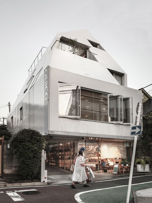 Quico Tokyo by Rasmus Hjortshøj, via Behance