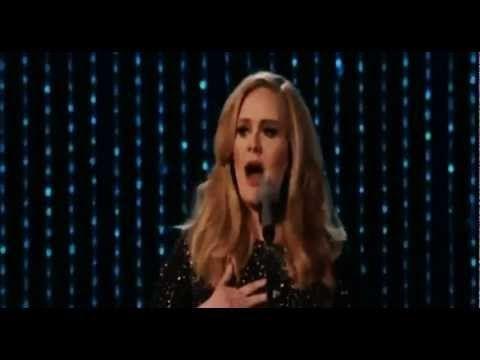Adele - Skyfall (Live at Oscar Academy Awards 2013)