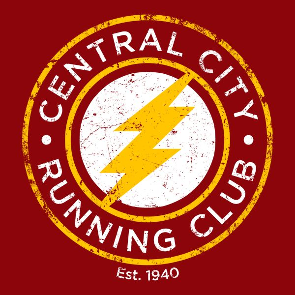 Central City Running Club - No Jokers Allowed - Neatorama