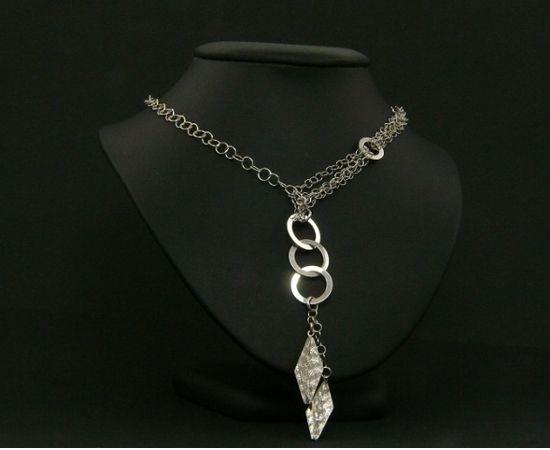 Különleges ezüst lánc.
