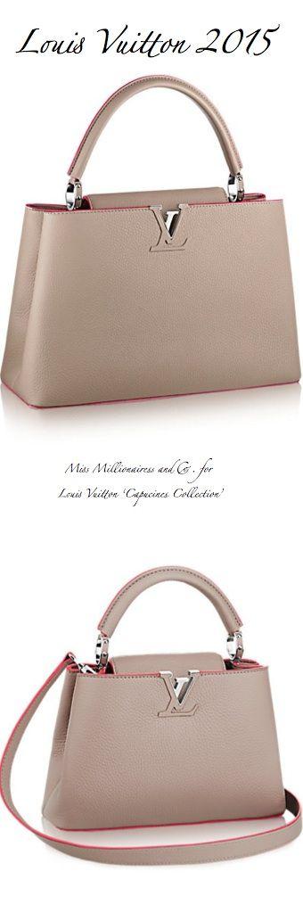 Louis Vuitton ' Capucines Collection'