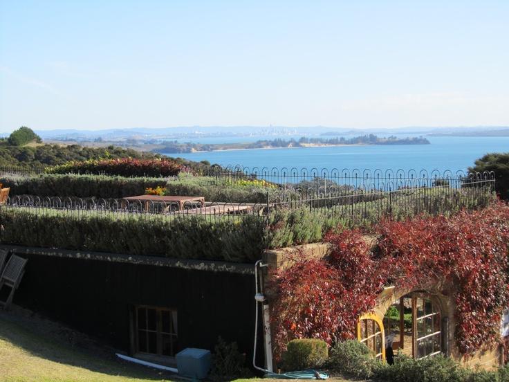 Mudbrick Vineyard, Waiheke island, New Zealand