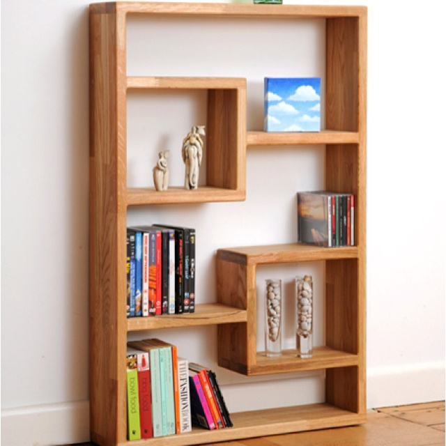 Love this bookcase! Just would want it to be black!