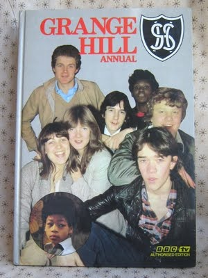 Grange Hill the tv series from 1978 which changed the face of British children's tv.