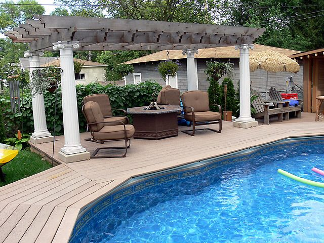 Doughboy Buried Pool Quality Pools Spas By Dick Mackey Pool Ideas Pinterest Pools In