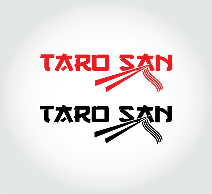 Taro San Noodle Bar Conceptual Logo #logo #logodesign #logotype #graphicdesign #logoinspirations