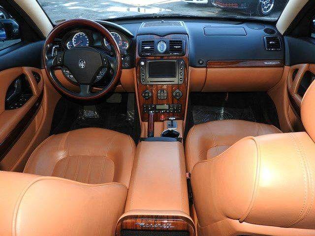 Used 2005 Maserati Quattroporte For Sale