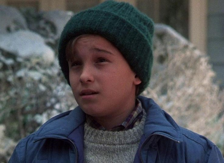 'Tis the Season...to be Leonard?!  Johnny Galecki (age 13!) played Rusty in Christmas Vacation #BBT #CHRISTMASVACATION