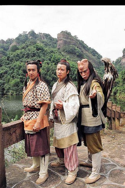 [Ming Dynasty] Gods of Honour (2001); Hong Kong adaptation