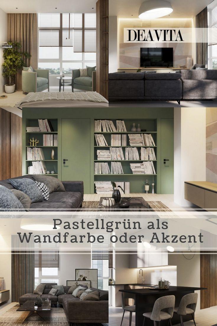 Die besten 25+ Akzent Wandfarben Ideen auf Pinterest | Wandfarben ...