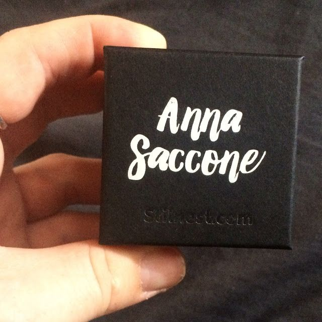 For my birthday, I knew I wanted an Anna Saccone necklace. Anna is a YouTuber along with her husband Jonathan Joly, with their two children....