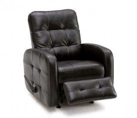 Gisele is a long sleek black beauty designed for comfort and style ...the perfect gift of comfort! #Recliner