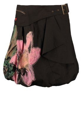 Pedir Desigual Falda de globo - brown boho por 64,95 € (23/01/15) en Zalando.es, con gastos de envío gratuitos.
