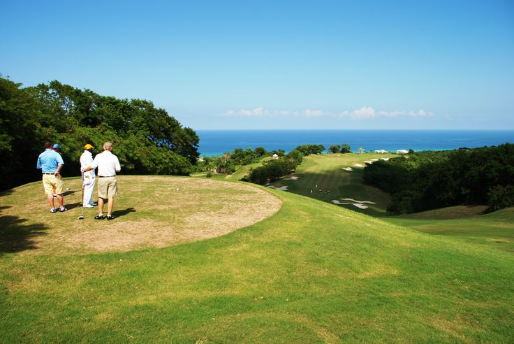 Amazing wonderful golf in Jamaica. See story on blog at http://thattravelguy.ca/2012/11/we-tamed-witchwell-maybe-no.html