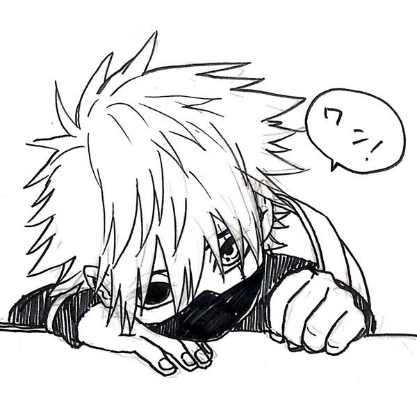 218 best Chibi Kakashi Hatake images on Pinterest ...