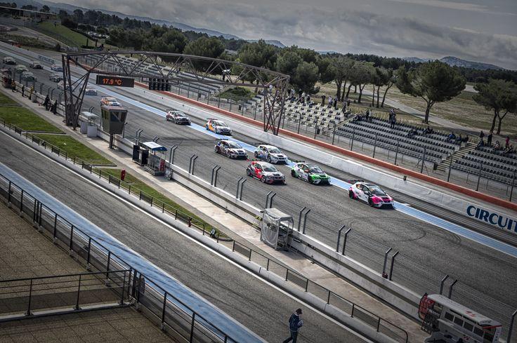 SEAT Leon Eurocup 2015. Paul Ricard - Second Race.