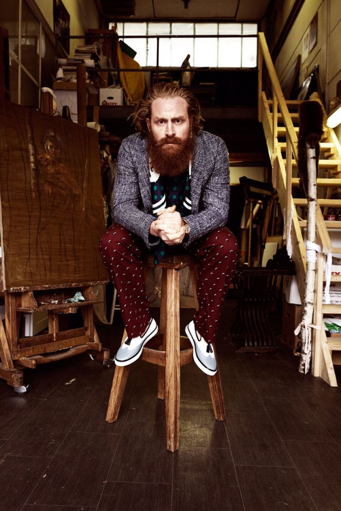 #KristoferHivju by #BjörnTerring in #CaféMagazine. April 2016 at http://blog-girl-on-film.tumblr.com/post/145701660277/kristofer-hivju-by-björn-terring-café-magazine