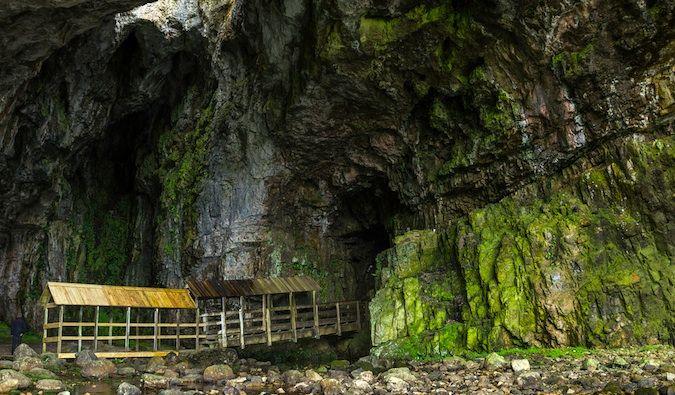 Smoo Cave – Durness, Scotland