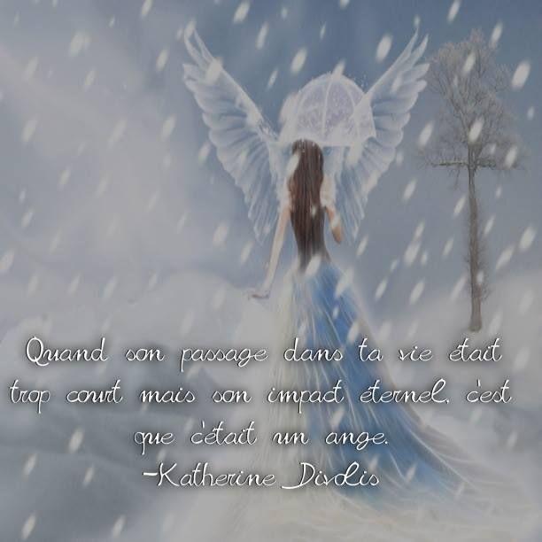 Les anges.  Ange.