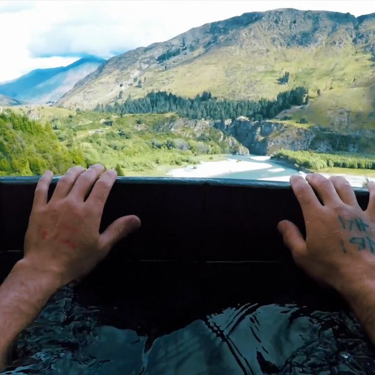 Onsen Hot Pools   New Zealand!